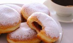 jelly donuts Sufganiyot - traditional Hanukkah donuts These look delicious, and not unlike Mom's sweet bread recipe, but fried! Diabetic Breakfast, Healthy Breakfast Recipes, Brunch Recipes, Diabetic Desserts, Diabetic Recipes, Cooking Recipes, Limoncello, Tiramisu, Bon Ap