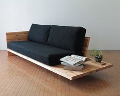 35 Outstanding Diy Sofa Design Ideas You Can Try There are some amazing sofa designs out there that will simply blow your mind away at first glance. U Couch, Floor Couch, Diy Sofa, Sofa Design, Ikea Furniture, Furniture Design, Furniture Ideas, Furniture Buyers, Furniture Repair
