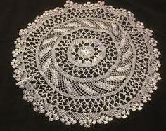 needle lace pattern panda - Google Search