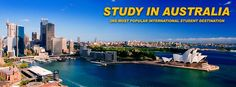 Australia is one of the most favorite study abroad destinations for international students. Winny Immigration and Education Services is one stop solution for all those seeking student visa for overseas education. We provide assistance with our experience of more than 33 years in career counseling and visa services. For more details, contact us on our toll free number 1800-419-3242 or visit nearest office of Winny in Ahmedabad, Vadodara, VVnagar or Mumbai.