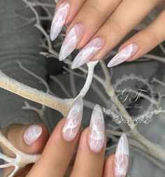 40 Pretty Nude & Ombre Acrylic And Matte White Nails Design For Short And Long Nails - Page 4 of 40 - Almond Nails Matte White Nails, White Acrylic Nails, Almond Acrylic Nails, Stiletto Nail Art, Stiletto Nail Designs, Long White Nails, Love Nails, Pretty Nails, 3d Nails