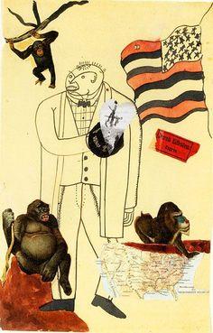 Erwin Blumenfeld's Dada