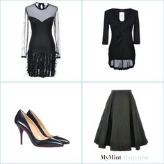TUESDAY´S NEW ARRIVALS! Kleid: #soniarykiel Top: #etro Pumps: #christianlouboutin Rock: #jilsander