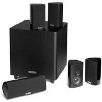 Polk Audio 5.1-Channel Home Theater Speaker System (RM705)