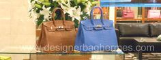 Hermes handbags were  made in different sizes and there are various types of texture. The Birkin bag is  popular with celebrities and fashion stars in pop culture, which adds more value to the bag. It's an interesting fashion icon and few fashion accessories can even come close to competing with a birkin bag in terms of popularity.  Wish you happy every day...
