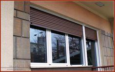 Μέτα την αντικατάσταση Εξωτερική όψη  Αντικατάσταση Κουφωμάτων με Alousystem Ultra Ανοιγόμενο Windows, Window