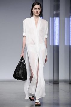 Helmut Lang Ready To Wear Spring Summer 2014 New York - NOWFASHION