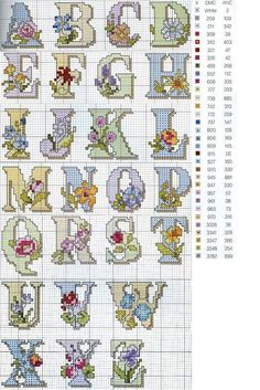 Just Cross Stitch Patterns | Learn craft is facilisimo.com