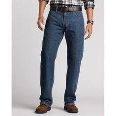 Eddie Bauer Classic Fit Five-Pocket Jeans, Medium « Impulse Clothes