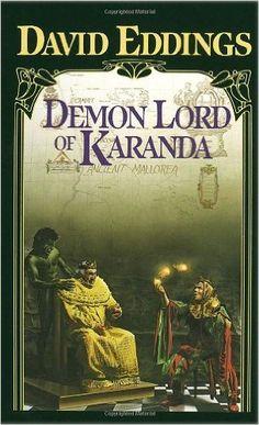Demon Lord of Karanda (The Malloreon, Book 3): David Eddings: 9780345363312: AmazonSmile: Books