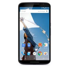Motorola Nexus 6 Unlocked GSM Quad-Core Android Phone w/ Camera - Midnight Blue Quad, Apple Iphone, Iphone 5s, Screen Guard, Google Nexus, Android Smartphone, Smartphone Price, Smartphone Deals, Portable