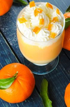 Creamsicle Pudding - https://www.facebook.com/different.solutions.page