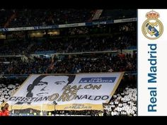 Real Madrid  Realmadrid LIFE: Madridistas pay tribute to Cristiano Ronaldo