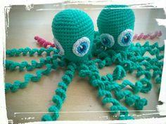 Deze inktvisjes zijn gemaakt door Inge Timmerman.