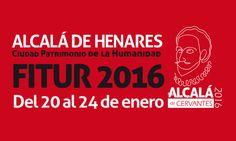 Alcalá de Henares en Fitur 2016 - http://www.dream-alcala.com/alcala-henares-fitur-2016/