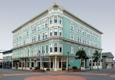 photos of old hotels | National Register of Historic Places in Humboldt County