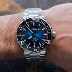 Introducing: The Oris Aquis Clipperton Limited Edition (Live Pics & Pricing)