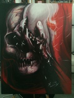 Oil painting Lukas Art