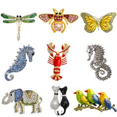 Retro Insect Dragonfly Butterfly Broach Bee Brooch Women Crystal Animal Elephant Cat Birds Sea Horse Broches Mujer Men Brosche♦️ SMS - F A S H I O N 💢👉🏿 http://www.sms.hr/products/retro-insect-dragonfly-butterfly-broach-bee-brooch-women-crystal-animal-elephant-cat-birds-sea-horse-broches-mujer-men-brosche/ US $2.30