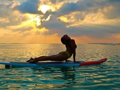 SUP Yoga | SUP Center Wien