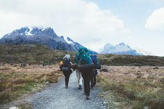 Backpacking Patagonia