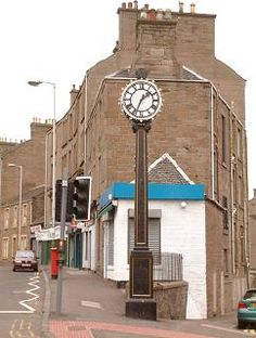 The Hilltown Clock, Dundee Captain Scott, Dundee City, Dundee United, Industrial Development, Episcopal Church, The V&a, Places Of Interest, Old Town, Aesthetic Wallpapers