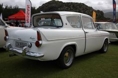 The Great Charm of Vintage Cars - Popular Vintage Old Classic Cars, Classic Chevy Trucks, Classic Cars South Africa, Ford Anglia, Uk History, African History, Mode Of Transport, Car Ford, Vintage Trucks