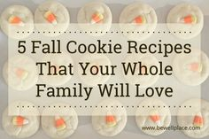 Looking for easy fall cookie recipes to satisfy your sweet tooth this season? Here are five simple recipes the whole family will love. Fall Cookie Recipes, Fall Cookies, Eating Well, Sweet Tooth, Easy Meals, Campaign, Pumpkin, Nutrition, Content