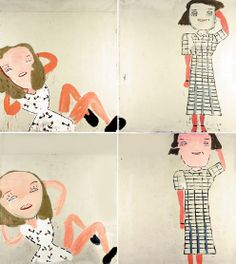 Rose Wylie Figure Painting, Painting & Drawing, Rose Wylie, Ruth Asawa, Different Forms Of Art, Royal College Of Art, Portrait, Art Forms, Cute Art