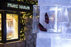 @franzkraler @rogervivier #icesculpture @cortinadampezzo @stemaxeventi #stemaxeventi