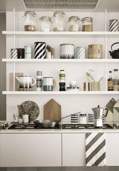 The Design Chaser: Ferm Living Modern Kitchen Design, Interior Design Kitchen, Kitchen Decor, Interior Modern, Kitchen Designs, Cuisines Design, Deco Design, Home Decor Trends, Living Room Designs