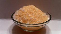 Vanilla Spice Bath Salts 8 oz by ChrissiBoutique on Etsy
