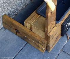DIY Kräuterbeet aus Europaletten - Ein Hauch mediterranem Flair • Mamizauber