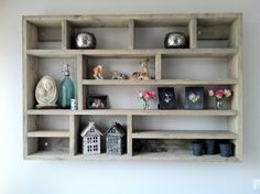 shelves for showing off your stuff Decor, Wood Decor, Home Accessories, Home Comforts, Diy Furniture, Home Decor, Home Deco, Indoor Decor, Scaffolding Wood