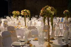 A Wladek Creative csapata által megálmodott esküvő romantikus stílusban.