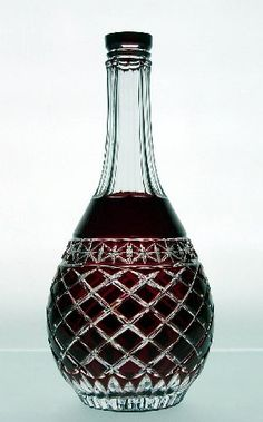 Bohemian decanter | ... decanters, jugs, plates etc. at discount prices. - Speranza Decanter