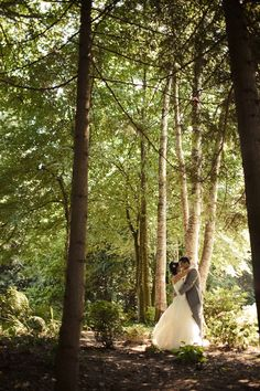 Forest wedding!