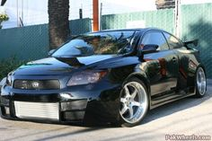 What body mods are done to this car - Scion tC Forums 2009 Scion Tc, Toyota Scion Tc, Scion Cars, Body Kits, Twin, Rice, Sweet, Pictures, Ideas