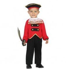 Disfraz #Pirata Bebe Niño #disfraces originales y #baratos para tus fiestas en #mercadisfraces.es tu tienda de #disfraces #online
