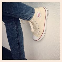 Converse Couleur 3 Chuck Taylor Sneakers, Chuck Taylors, Boutique, Boots, Twitter, Fashion, Savages, Peek A Boos, Crotch Boots
