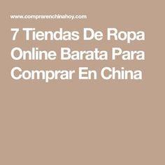68f511a3dfbdf 7 Tiendas De Ropa Online Barata Para Comprar En China Donde Comprar Ropa  Barata