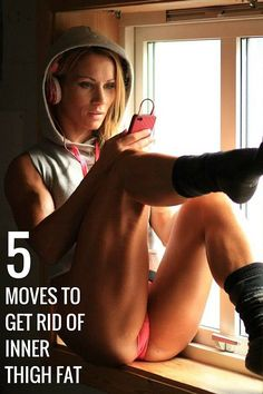 5 moves to get rid of inner thigh fat. Find more stuff: gain-lean-muscle.info