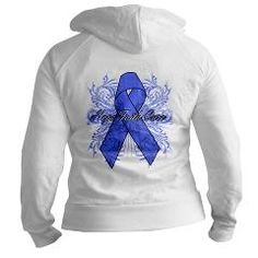 Esophageal Cancer Flourish Jr. Hoodie> Esophageal Cancer Flourish Shirts and Gifts> Hope & Dream Cancer Awareness T-Shirt Store