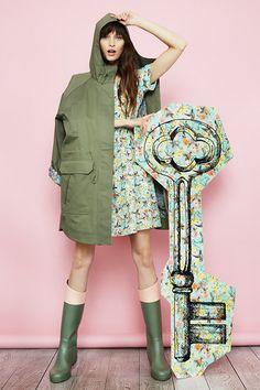 Paul & Joe x Aigle 淡淡的才是最美 小碎花也要不平凡 | Popbee - a fashion, beauty blog in Hong Kong.