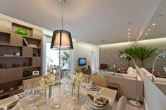 Apartamento decorado - You Casa Verde | Flickr - Photo Sharing!