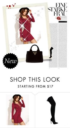 """""""Fashion for everyone"""" by sanela1209 ❤ liked on Polyvore featuring Oris and Prada"""