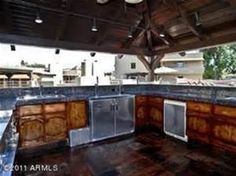 guy fieri outdoor kitchen see this instagram photo by guyfieri home outdoor living. Black Bedroom Furniture Sets. Home Design Ideas