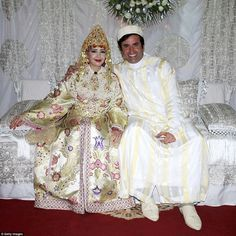 Celebration: Matrimony in Morocco is a magnificent celebration which involves several ceremonies