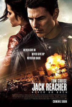 잭 리처 : 네버 고 백 (Jack Reacher : Never Go Back)