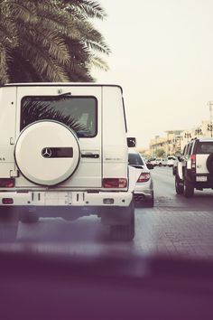 Merc. Benz G Series. Aka the G wagon. One to add to the collection Jack